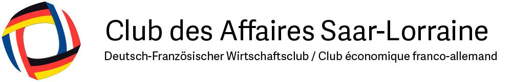 Club des Affaires Saar-Lorraine, Deutsch-Französischer Wirtschaftclub Logo